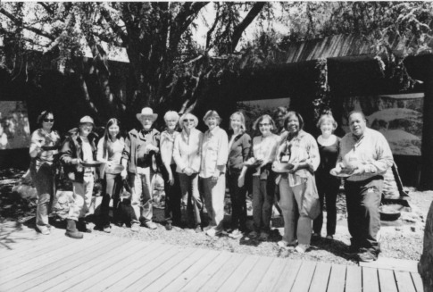 Our graduating class of Gold Rush Guides, March 2011.