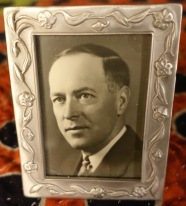 My Grandfather Paul Byrne Kelly